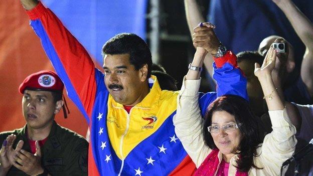Nicolás Maduro gana la presidencia de Venezuela
