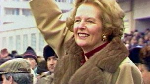 Polémica canción que festeja la muerte de Margaret Thatcher