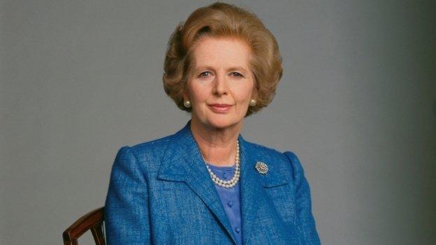Murió Margaret Thatcher a los 87 años - La 'Dama de Hierro'