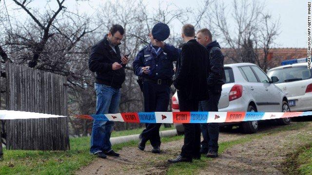 Masacre en Serbia: Hombre mata a 13 personas