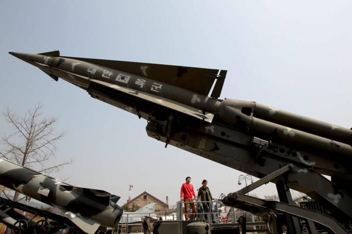Corea del Norte está listo para lanzar misil