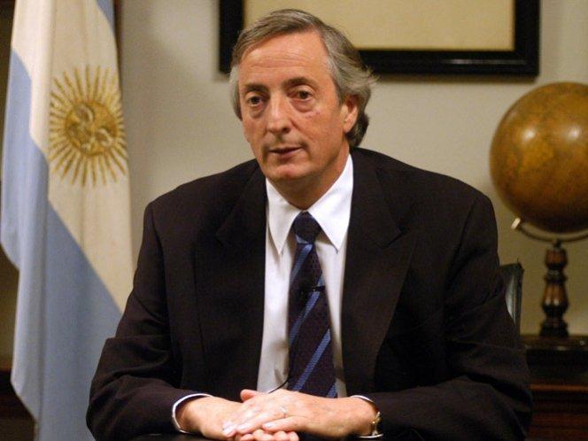 Expresidente Néstor Kirchner involucrado en millonario lavado de dinero