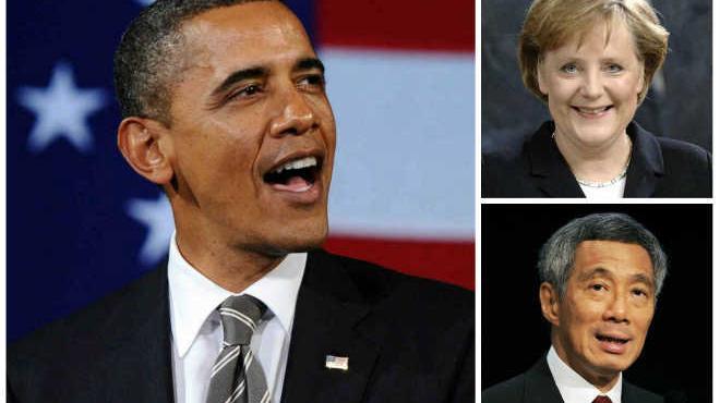 ¿Cuánto ganan los políticos más influyentes del mundo?