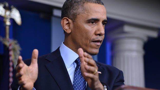 Envían carta envenenada a Barack Obama