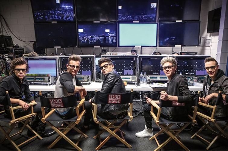 Video: imágenes de la película de One Direction