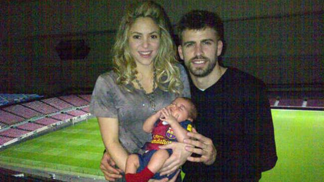 Shakira y Gerard Piqué se casan en secreto