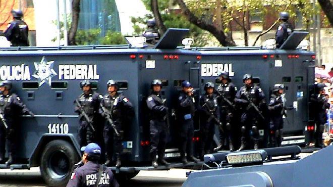 Entérate cuál es el salario de los policías federales