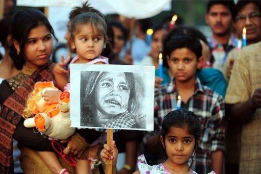 Una niña de cuatro años murió víctima de una violación