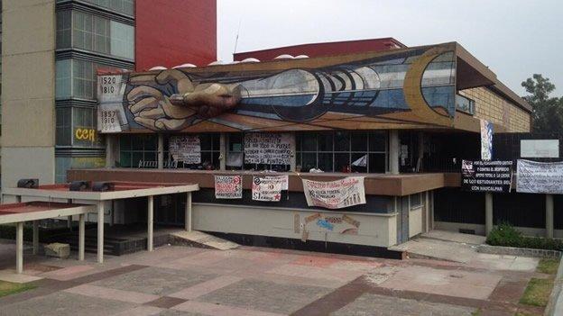 ¿Qué incitó la protesta en la Rectoría de la UNAM?