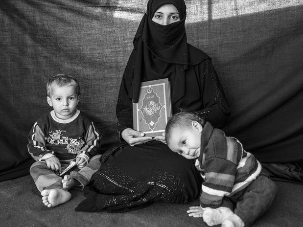Qué objetos atesoran los refugiados sirios