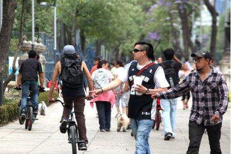 Los sitios donde se roban más bicicletas