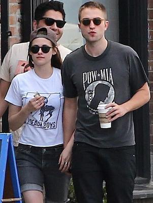 Robert Pattinson y Kristen Stewart oficializan su reconciliación