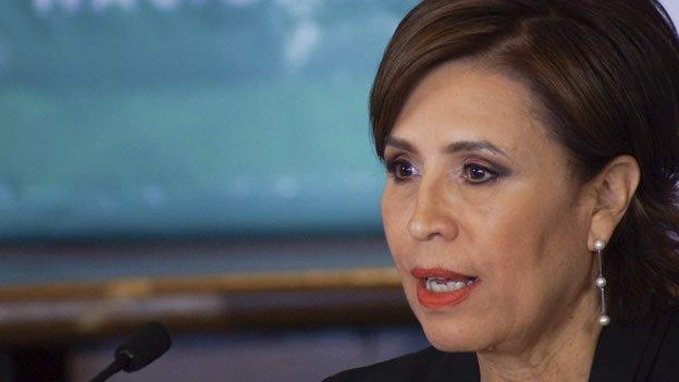 Rosario Robles se niega a renunciar
