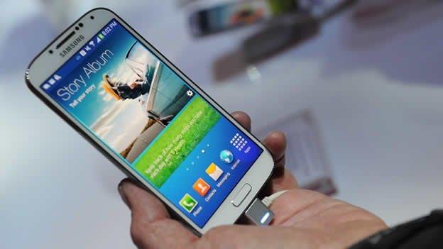 Por qué el Samsung Galaxy S4 es mejor que el iPhone