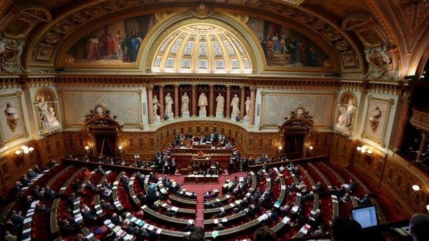Francia: el Senado aprueba el matrimonio gay