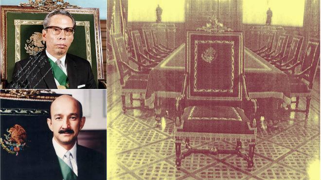 Historia desconocida de la Silla Presidencial