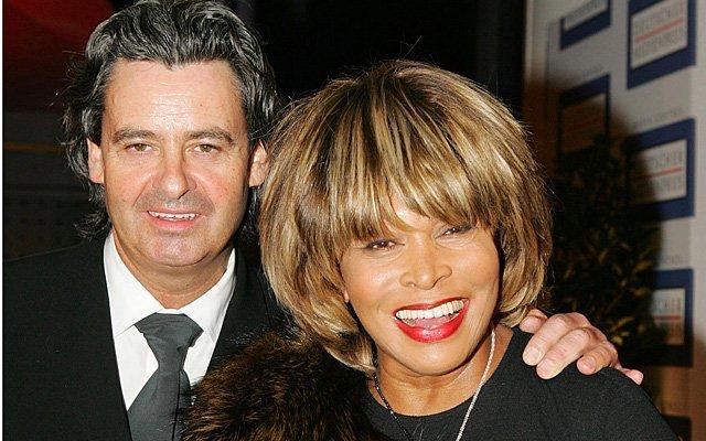 Tina Turner se casa a los 73 años
