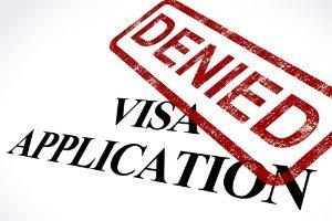 Razones por las que te pueden negar la Visa