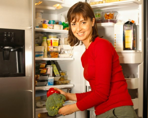 Alimentos que no deben guardarse en el refrigerador