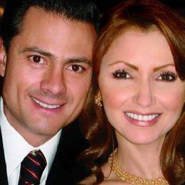 Angélica Rivera y Enrique Peña Nieto buscan un bebé