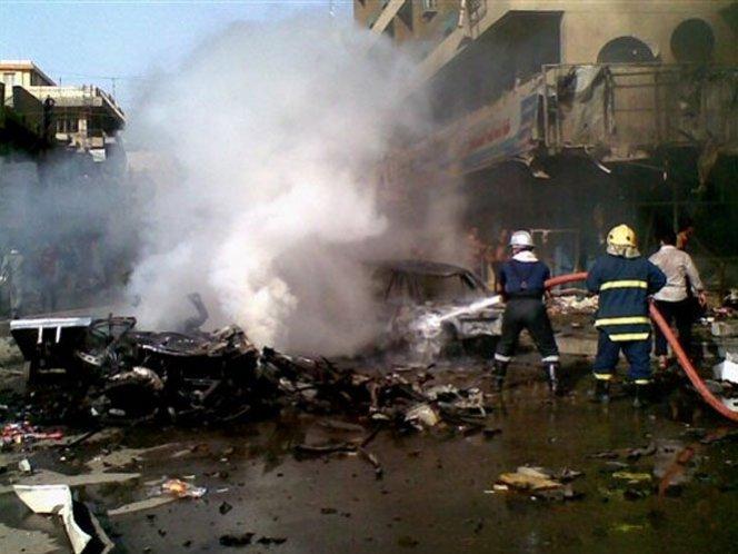 Atentados en Irak deja más de 50 muertos