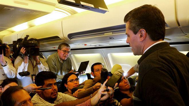 ¿Cuánto cuestan las giras internacionales de Enrique Peña Nieto?