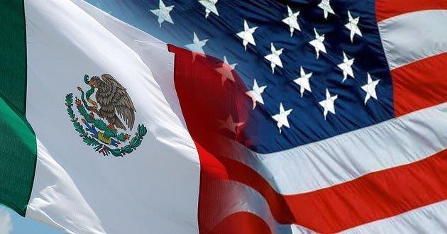 Así es la relación entre México y Estados Unidos en números
