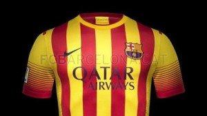 Fotos: El nuevo uniforme del FC Barcelona