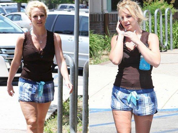 Qué hace Britney Spears para estar en forma
