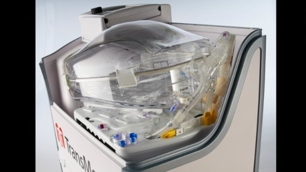 Crean una caja que mantiene 'vivos' a los órganos fuera del cuerpo