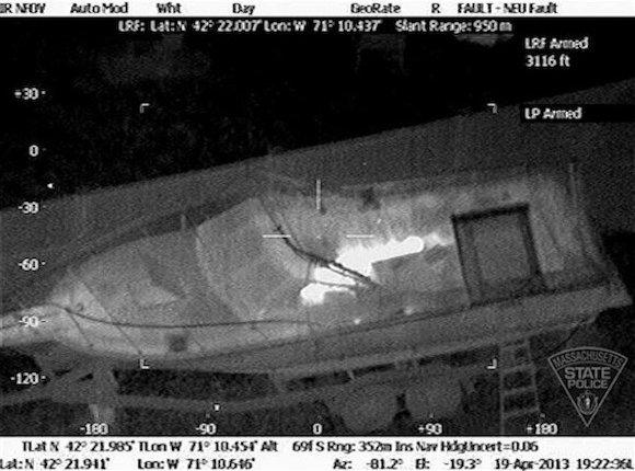 Así funcionan las cámaras para ver en la oscuridad