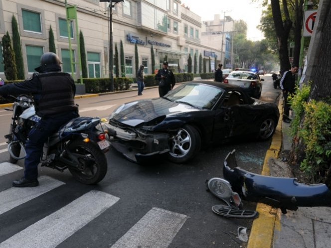 Murió la mujer atropellada por la 'Lady de la Roma'