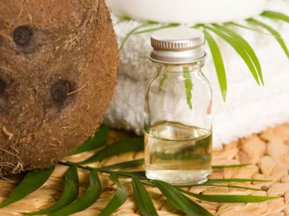 Cómo hacer desodorante de coco casero