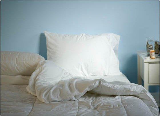 De qué color pintar el cuarto para dormir mejor