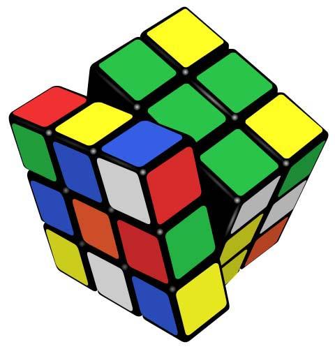 Cómo solucionar el cubo de Rubik