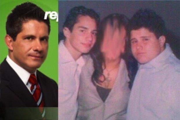 Asesinan a los hijos de David Páramo y Martha González Nicholson