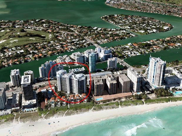 El hijo de Carlos Romero Deschamps compra dos departamentos en Miami