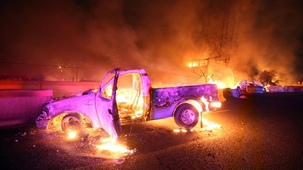 Videos de la explosión en Ecatepec, Estado de México