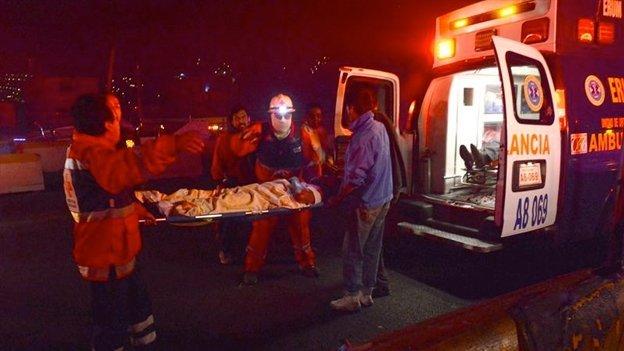 Listado de los heridos por explosión en Ecatepec y los hospitales donde son trasladados
