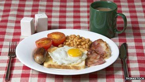 ¿No desayunar engorda realmente?