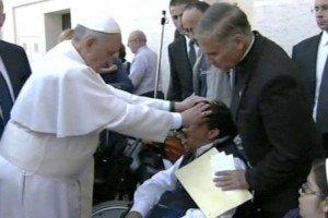 ¿El Papa Francisco hizo un exorcismo?