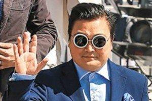 Falso PSY convive dos días con famosos en Cannes