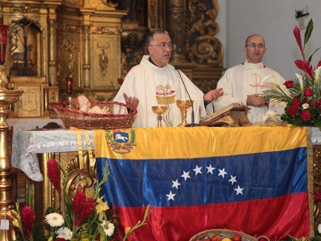 Insólito: Iglesia de Venezuela se queda sin vino