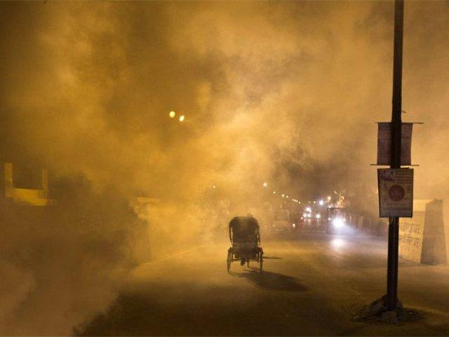 Las ciudades del mundo más contaminadas
