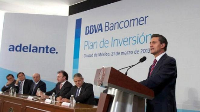 Inversiones en los primeros seis meses de gobierno de Peña Nieto