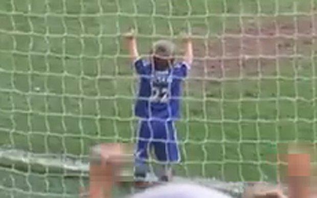Video: Bebé goleador conmueve al fútbol