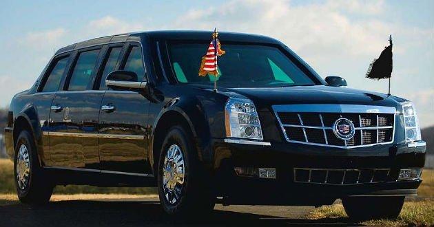 Datos curiosos sobre 'La Bestia' el auto de Barack Obama
