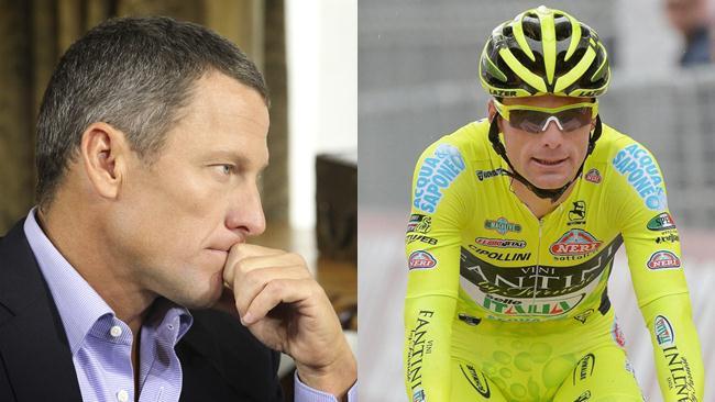 Increíble: Lance Armstrong juzga a ciclista italiano por dopaje
