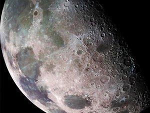 ¿Cómo es el agua de la Luna?