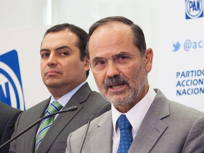La preocupación de Ernesto Cordero al dejar el PAN